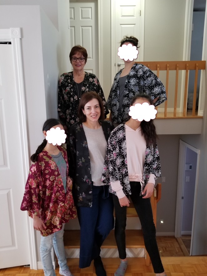 Kimono Crew