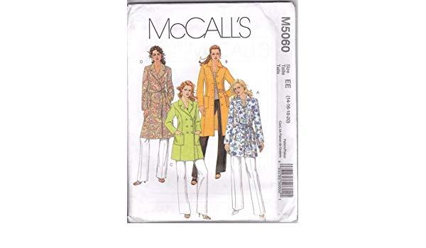 McCall's M5060